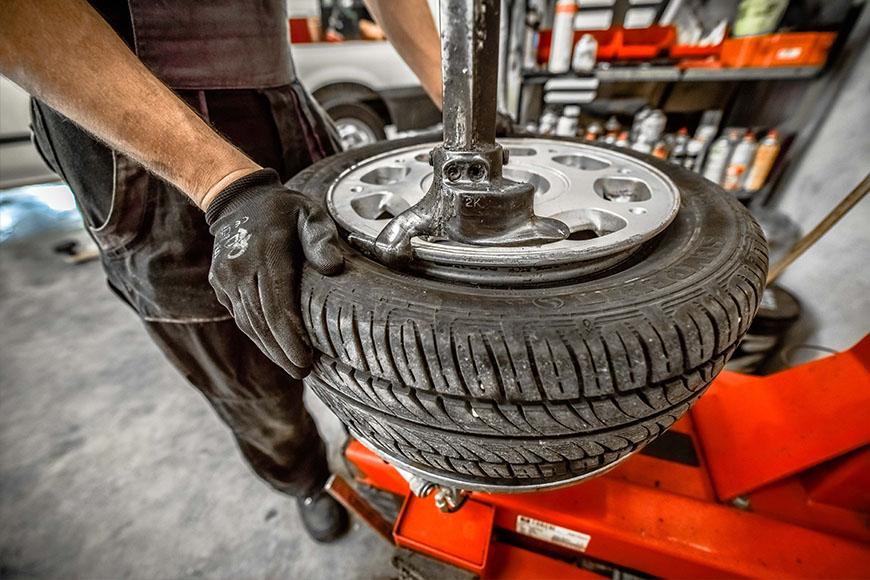 Přezouváme pneumatiky